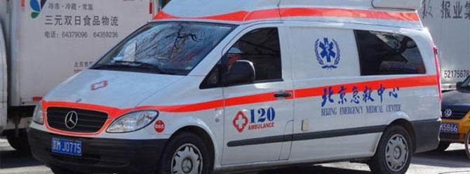 Çin'de ambulanslara 'taksimetre' takılacak