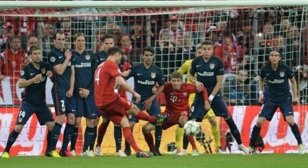 Atletico Madrid finalde