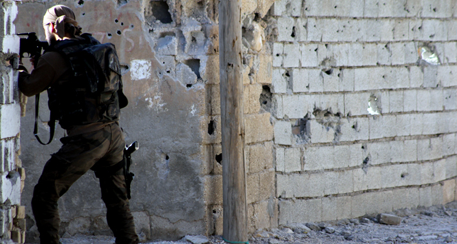 PKK'nın sözde bölge sorumlusu öldürüldü!