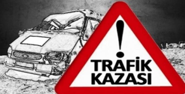 Ankara'da otomobil tıra çarptı