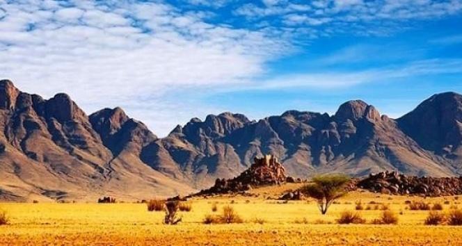 Dubai suni dağ inşa edecek
