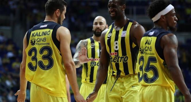 Fenerbahçe: 95 - Darüşşafaka: 81