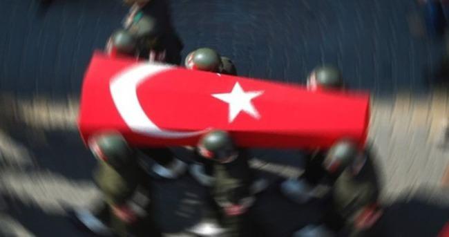Mardin'de bir şehit