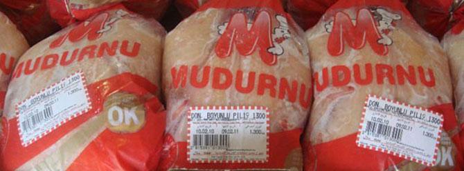 Yarım asırlık tavuk markası Mudurnu Piliç iflas etti