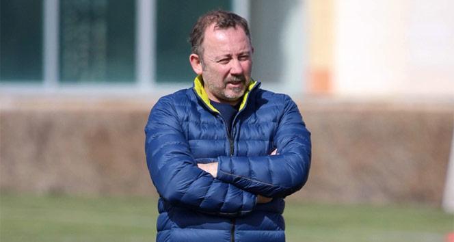 Evkur Yeni Malatyaspor'un yeni hocası Sergen Yalçın oldu