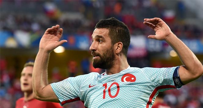Arda Turan milli takım kariyerini sonlandırdı!
