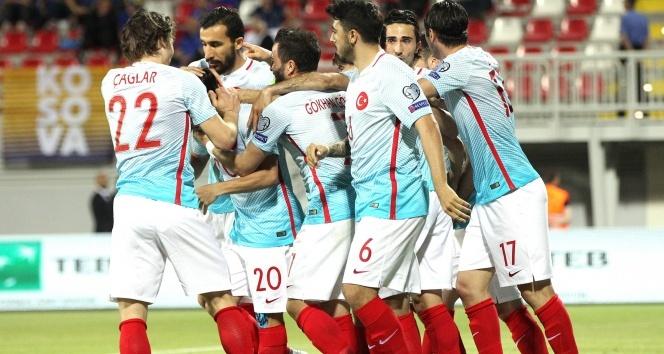 Kosova 1-4 Türkiye