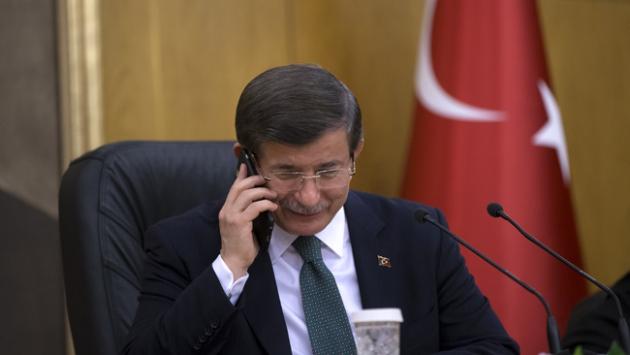 Başbakan Davutoğlu, BM Genel Sekreteri Ban ile görüştü
