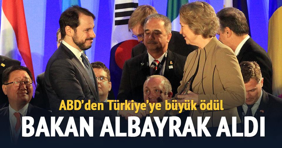 Washington'da Türkiye'ye