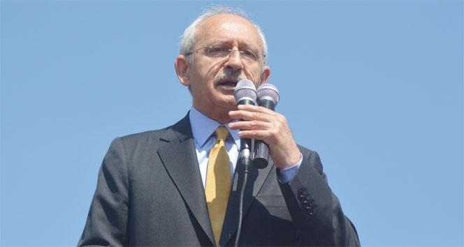 CHP Genel Başkanı Kılıçdaroğlu, adalet için yürümeye davet etti