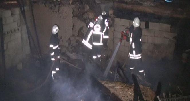 Gaziantep'te yangın: 7 ölü