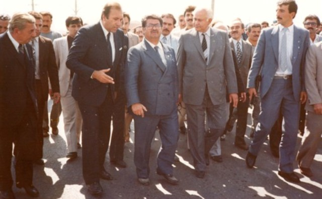 OSTİM OSB'nin kurucularından Turan Çiğdem vefat etti