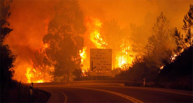 Portekiz'de ölü sayısı 57'ye yükseldi