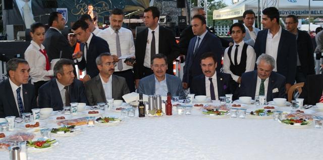 Büyükşehir'den STK iftarı