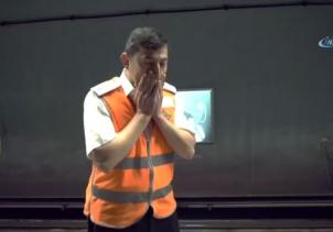 Babalar Gününde ağlatan sürpriz