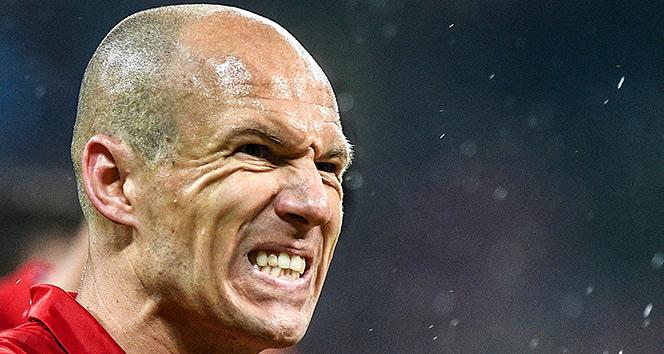 Süper Lig'de Arjen Robben bombası!