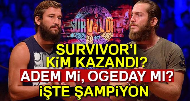Survivor kim kazandı