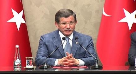 Davutoğlu Bosna Hersek'e gitti haberi