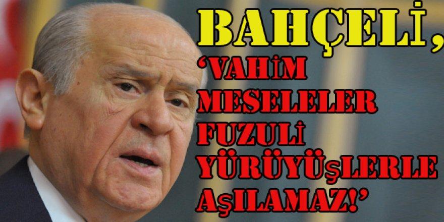 Bayram mesajında Kılıçdaroğlu'na gönderme