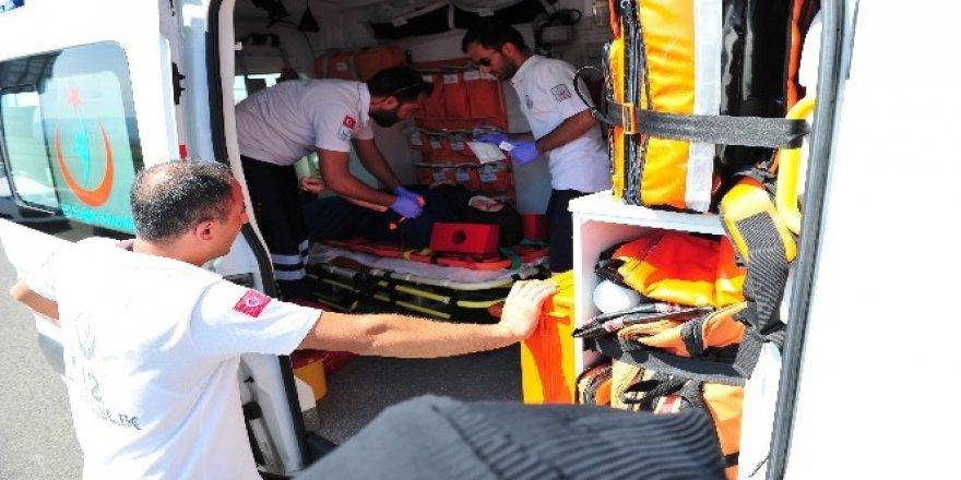 Ankara-İstanbul otobanında zincirleme kaza: 6 yaralı