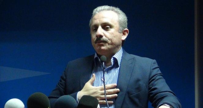 Şentop'tan 'Yeni anayasa' açıklaması