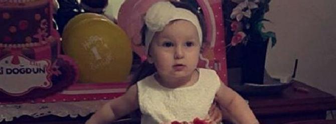 1.5 yaşındaki Zeynep'in feci ölümü