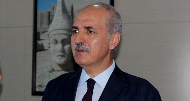 Başbakan Yardımcısı Numan Kurtulmuş'tan Afrin açıklaması