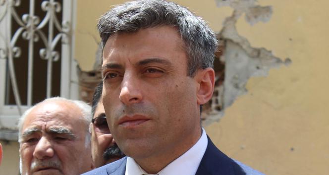 CHP'li Yılmaz: Hükümetin Kilis'i dikkate alması gerekiyor