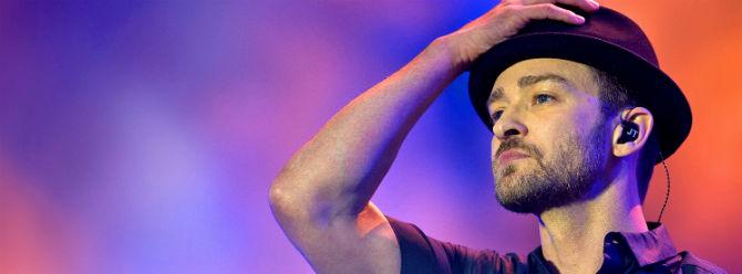 Justin Timberlake, Eurovision'da sahne alacak