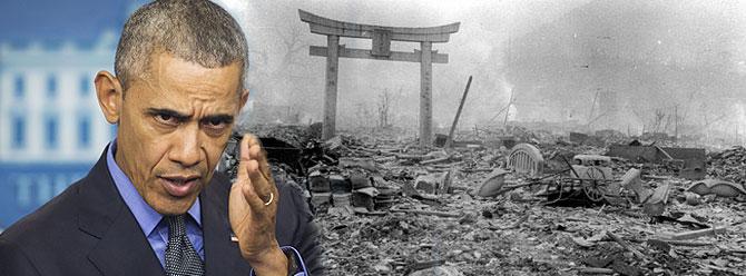 ABD Başkanı Obama Hiroşima'ya gidecek