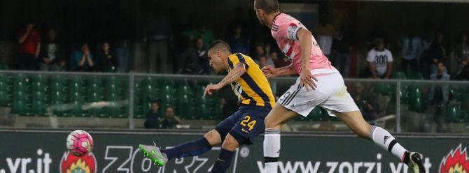 Juventus, 26 maç sonra mağlup oldu
