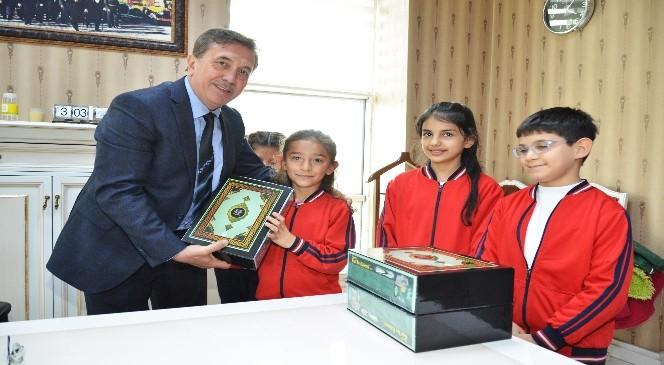 Ülker İlkokulu Ankara 2.'si Oldu