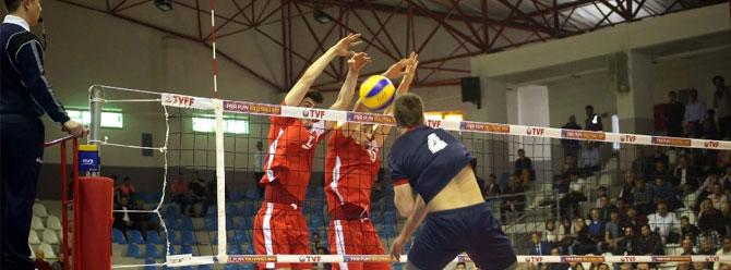 Türkiye Letonya'yı mağlup etti