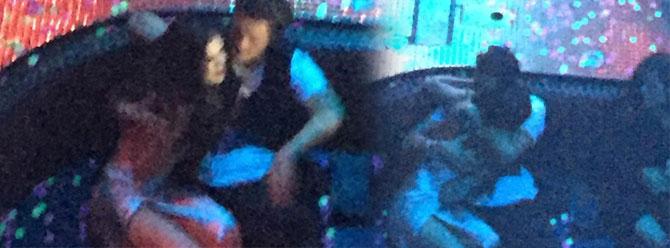 Orlando Bloom ile Selena Gomez sarmaş dolaş!