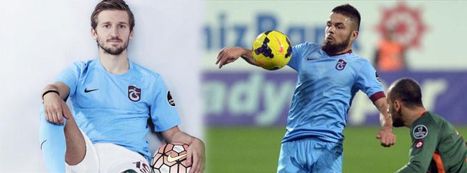 Trabzonspor'da Marin ve Fatih Atik'le yollar ayrıldı!