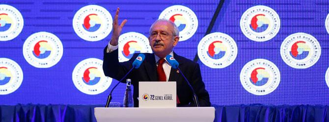 Kılıçdaroğlu: Böyle bir başkanlık sistemini kan dökmeden gerçekleştiremezsiniz