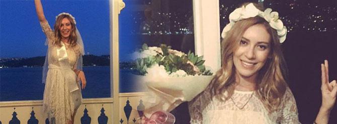 Sinem Kobal'dan kuaförüne düğün ambargosu!