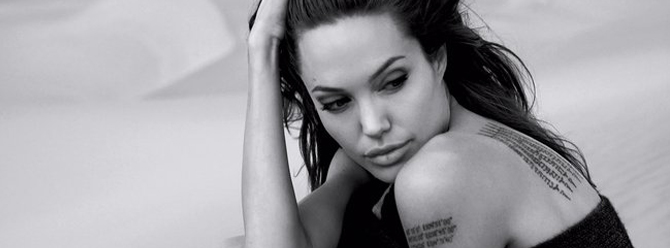 Angelina Jolie'den Kamboçyalı 12 kardeşe eğitim desteği