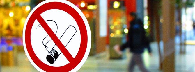 Sigara yasağı ihlaline 954 kapatma, 142 milyon lira ceza