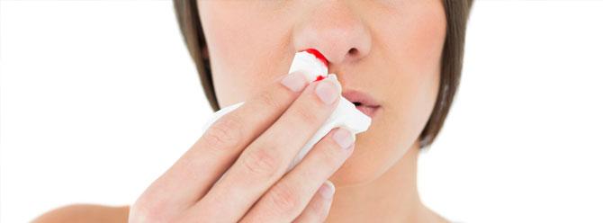 Sık sık burnununuz kanıyorsa bunlara dikkat!