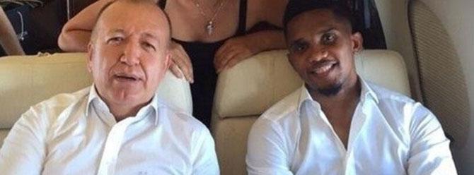Ve Ronaldinho, Türkiye'ye geliyor!