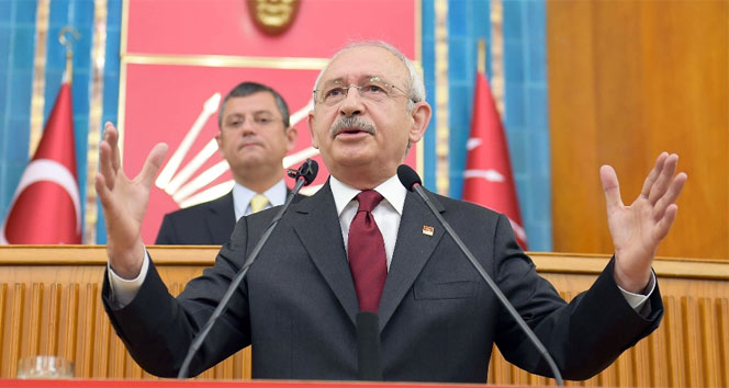 Kılıçdaroğlu, hakkında başlatılan soruşturmayı yorumladı