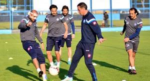Tayfur Havutçu'dan futbolculara alkış