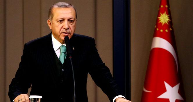 Cumhurbaşkanı Erdoğan: 'İbadetini yapana terörist diyemezsiniz'