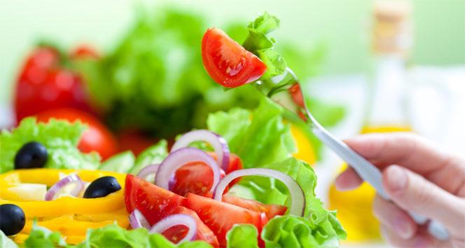 Sağlıklı bir beden için anahtar rol metabolizma hızında