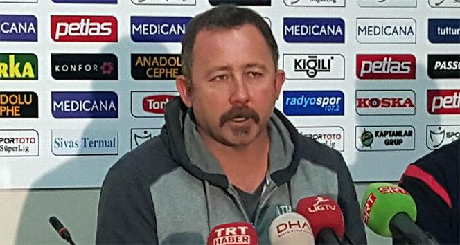 Eskişehirspor'da yeni rota Sergen Yalçın