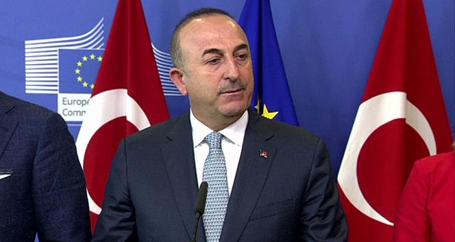 Bakan Çavuşoğlu: 'Bazı sorunlar var ama bunu aşmak için Sigmar ile çalışıyoruz'