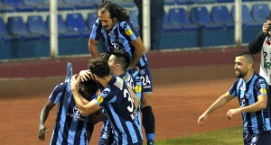 Adana Demirspor üç puana kilitlendi
