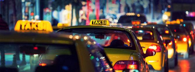 Taksiler için yeni uygulama
