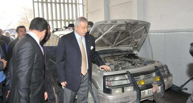 TESK Genel Başkanı Palandöken: Trafik kazalarında Avrupa'da 17'inciyiz